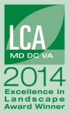 2014 Excellence in Landscape Award Winner